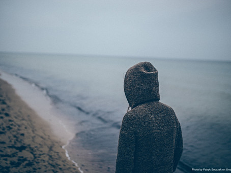 Why do we just want to be alone when we are depressed?