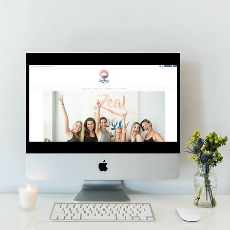 Website design for Zeal Yoga in Jupiter, FL by Luxe Lara Design