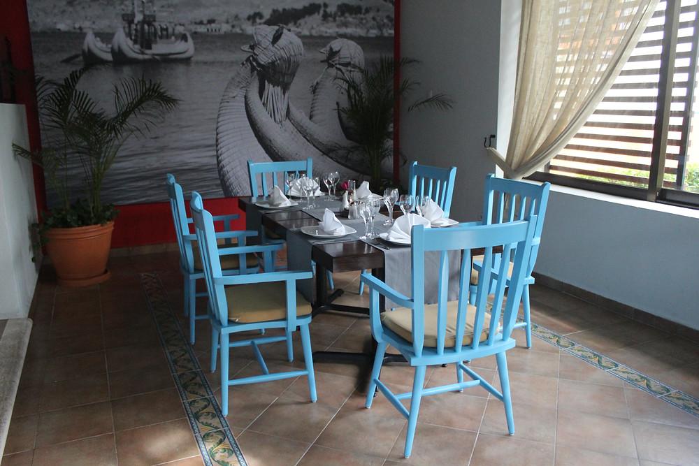 Restaurante Nikkei Mashua Bahia Principe Riviera Maya