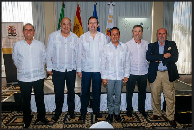 Reunión Cámara Española de Comercio Bahia Principe