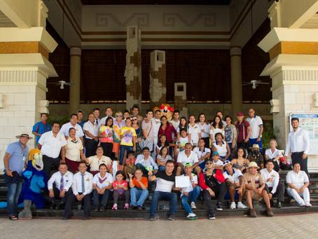 """Bahia Principe Riviera Maya les da la bienvenida un año más a los pequeños """"Ángeles viajeros"""""""
