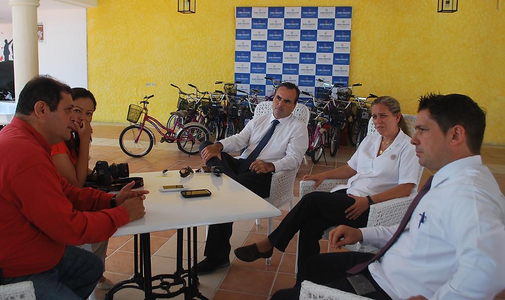 Entrevista a Alberto Selas Subdirector de Bahia Principe Hotel & Resorts