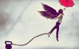 Cuando te cortan las alas