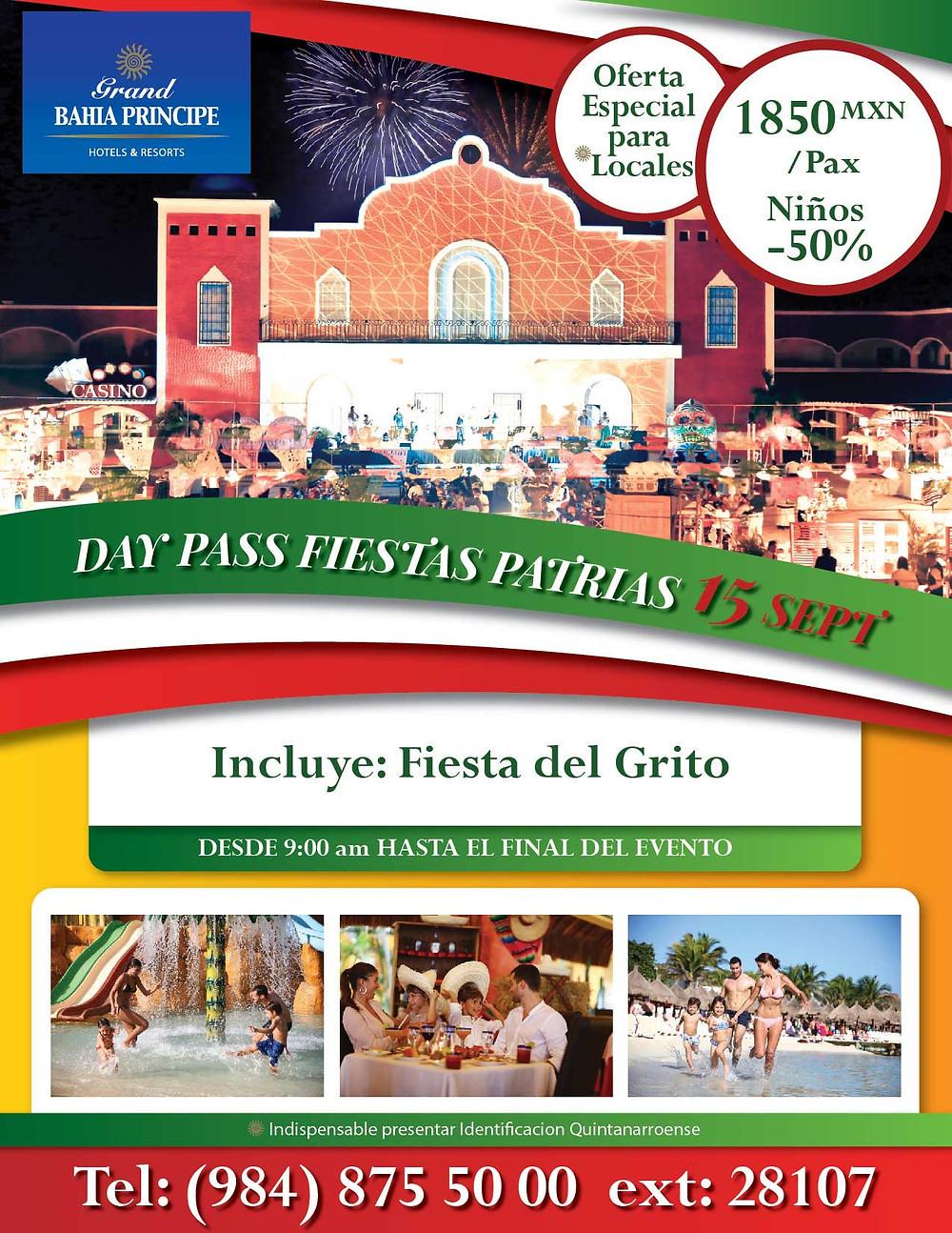 Fiesta Mexicana Bahia Principe Riviera Maya