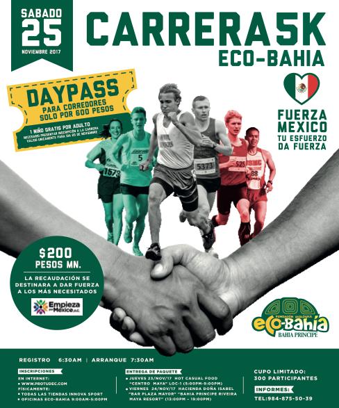 Carrera Eco Bahia