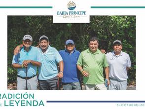 """""""La Tradición que hace Leyenda"""" Bahia Principe Golf Open, reunió en La Riviera Maya a más de 100 par"""