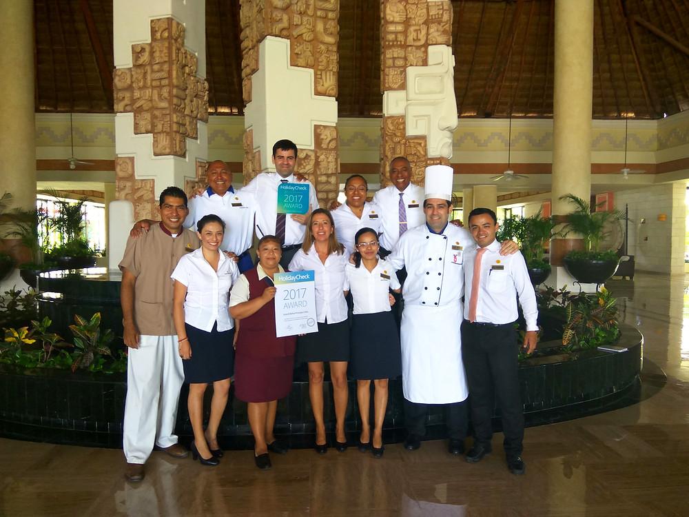 Holiday Check 2017 Bahia Principe