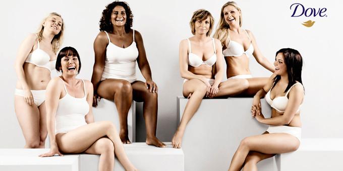 Campaña publicidad Dove