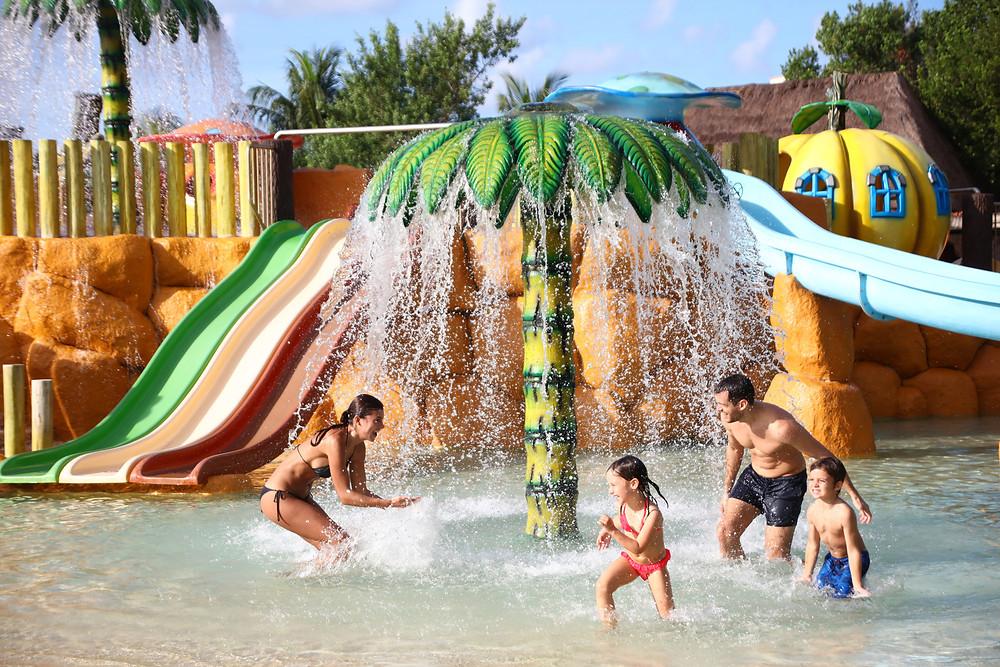 Water Park Bahia Principe Riviera Maya