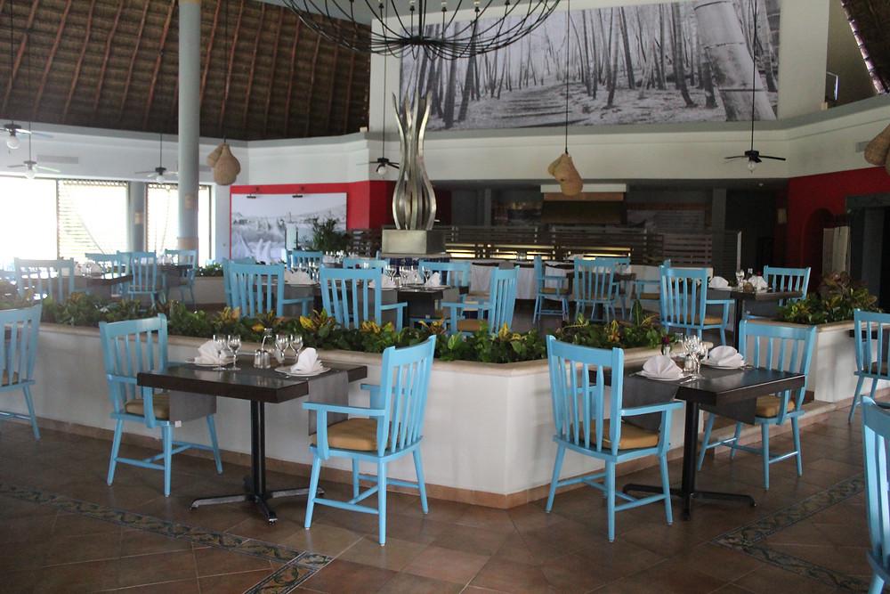 Restaurante Nikkei Mashua Bahia Principe
