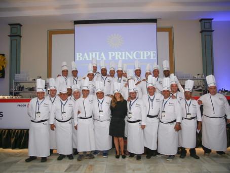 Bahia Principe Hotels & Resorts clausura con éxito la I Convención Gastronómica de Chefs de Repú