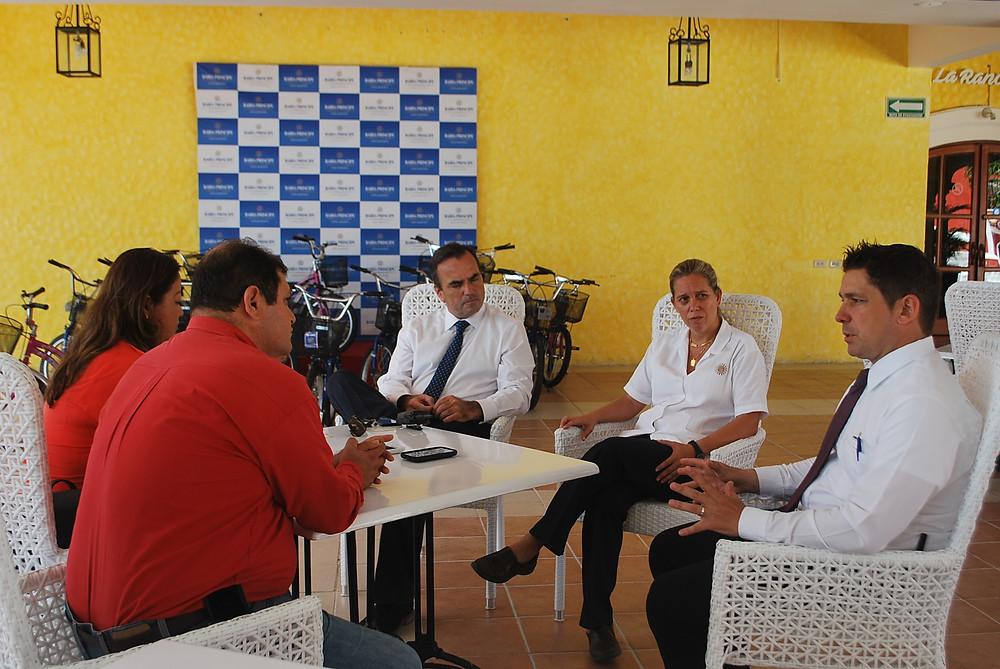 Entrevista a Ignacio Subias Director de Bahia Principe Hotel & Resorts