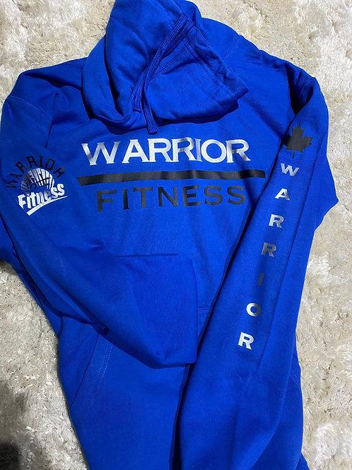 Warrior Fitness Training Hoodie