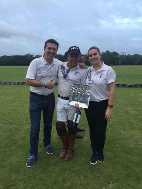 Fresnal Amateur Polo Cup ganadores