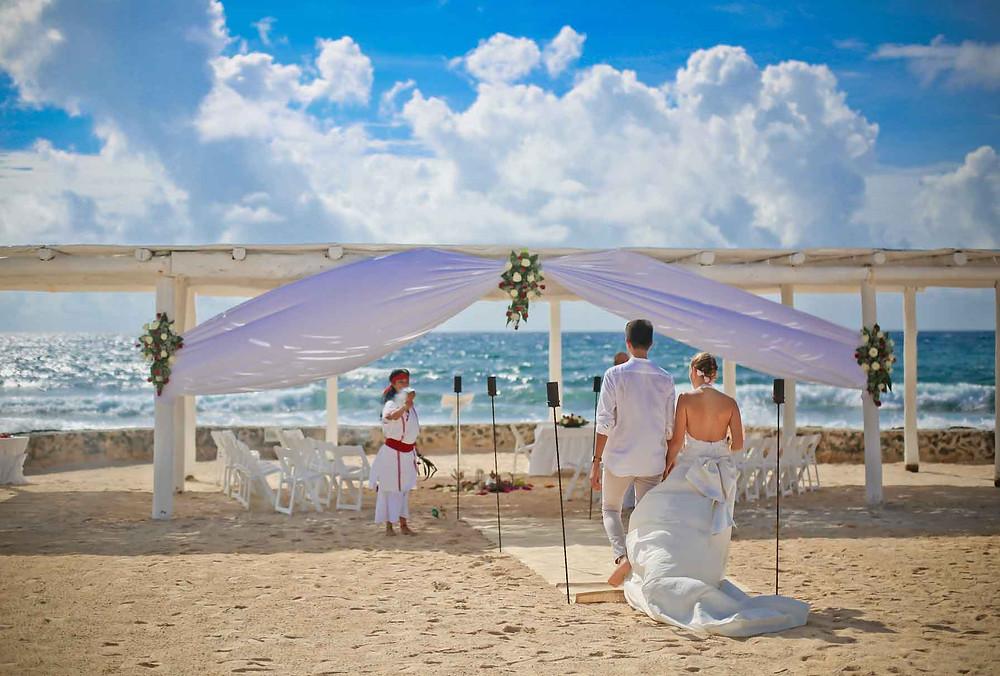 Bahia Principe Riviera Maya, entre  los favoritos para celebrar bodas.