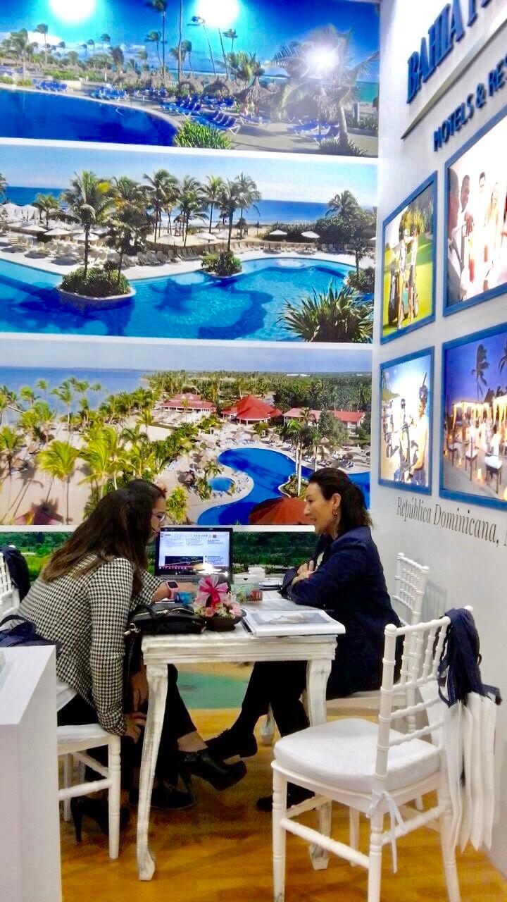 Bahia Principe Hotels & Resort participa en la Feria IBTM Latinoamérica 2017