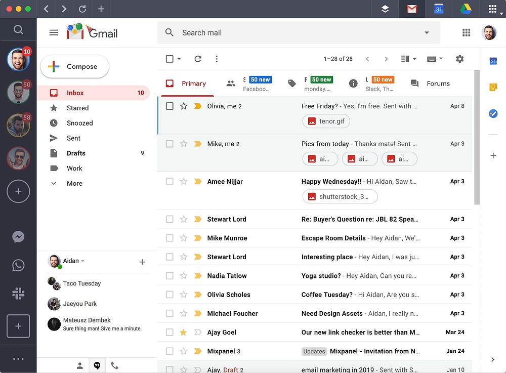 Shift App Aggregator for Online Apps