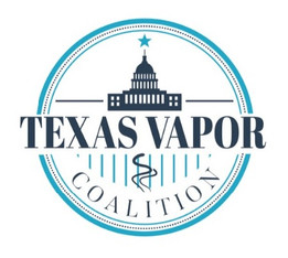 Texas Vapor Coalition Logo