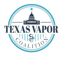 Texas Vapor Coalition Logo