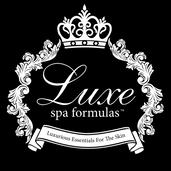 Luxe Spa Formulas Logo