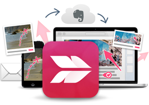Skitch Image Clipper from Evernote