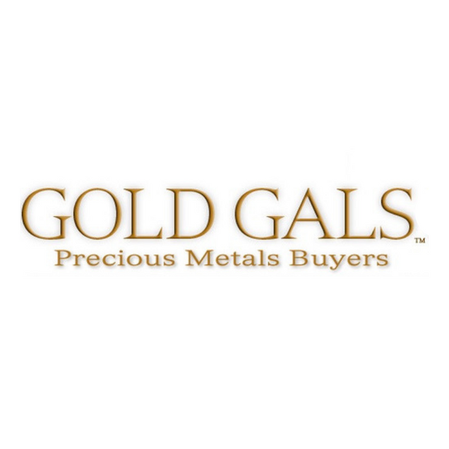 The Gold Gals Logo