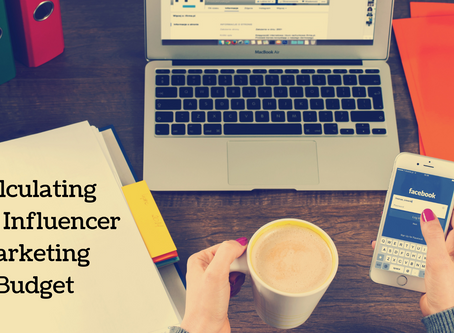 How to Create an Influencer Marketing Budget