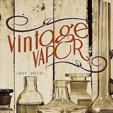 Vintage Vapor Logo