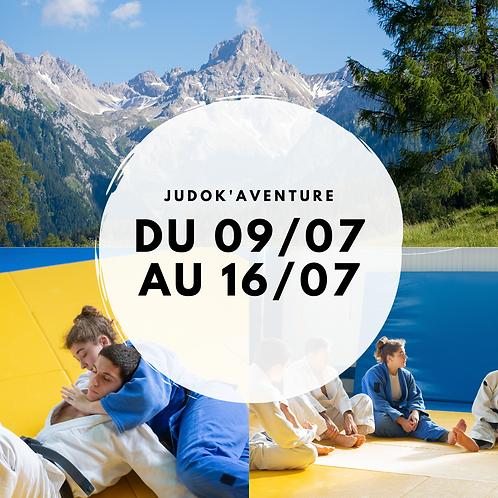Stage en Savoie du 9 au 16 juillet 2021