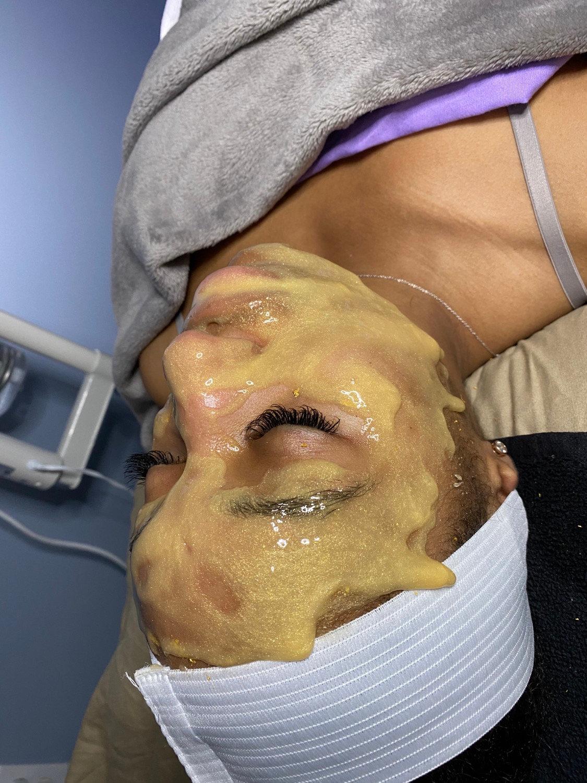 Golden Glow Facial