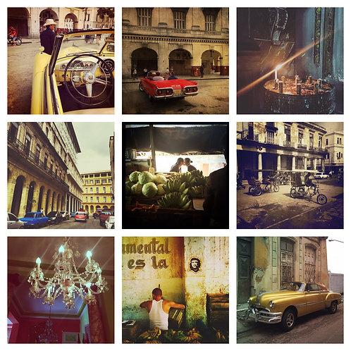 """Eternal Cuba"" Small Photo Book"