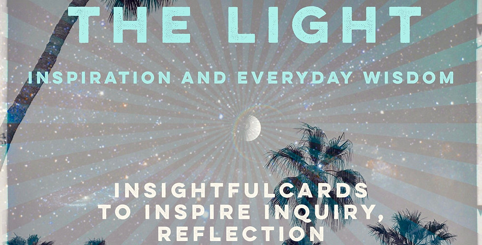 Dreaming The Light Card Deck