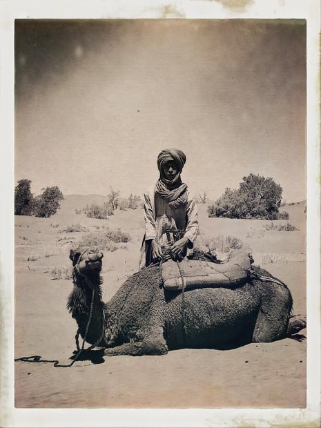 Vintage Sahara
