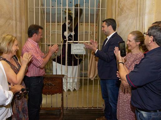 R$ 100 mil à Catedral São Francisco de Paula
