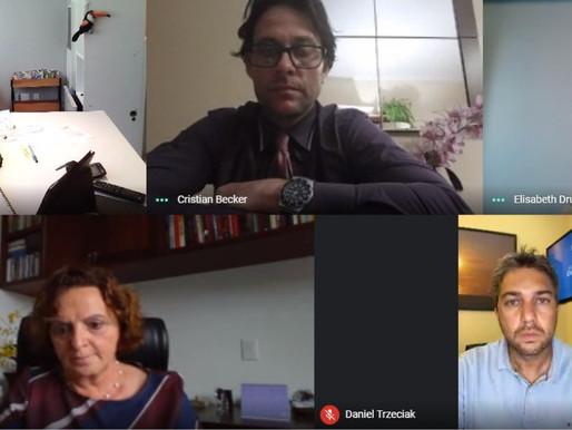 Reunião com autoridades da Campanha Gaúcha