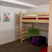 Basement Level Bedroom 2 {sleeps 4}