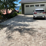 Driveway and Garage {fits 4-5 vehicles}