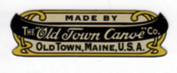 Old Town Canoe Company Accessory Decal