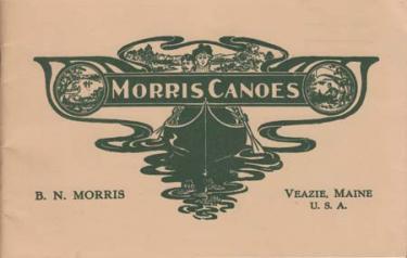B.N. Morris Catalogue Reprint