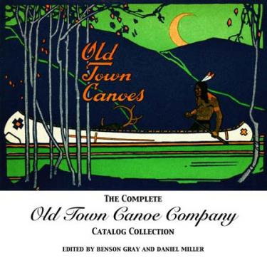 Jump Drive of The Complete Old Town Canoe Company Catalog Collection