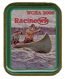 2006 Assembly Pin - Racine Canoes