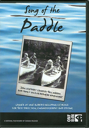 Song of the Paddle (DVD)