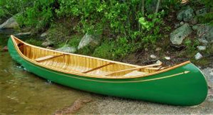 Georges River Canoe