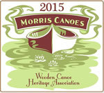 2015 Assembly Pin - Morris Canoes