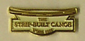 2002 Assembly Pin - Strip-built Canoes