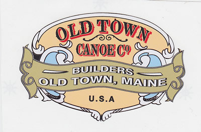 Old Town Deck Decal circa 1905