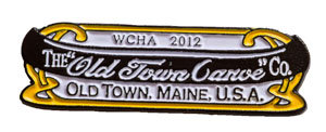 2012 Assembly Pin - Old Town Canoes