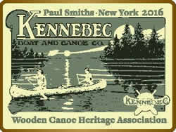 2016 Assembly Pin - Kennebec Canoes