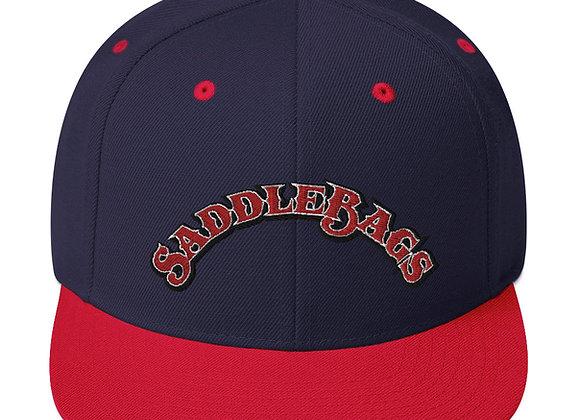 SaddleBags Snapback Hat