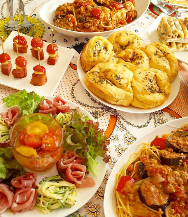 【EAT×ART】ホームパーティー出張料理